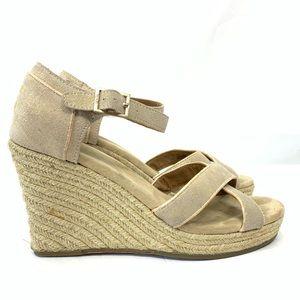 Toms Sienna Wedge Sandals 593